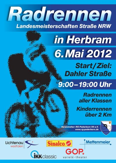 LVM 2012 - Plakat